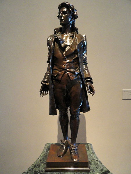 Statue of Nathan Hale