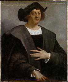 Picture of Christopher Columbus